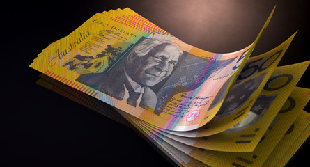 Australian Dollar Bank Notes Spread