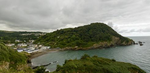 Hele bay, Devon