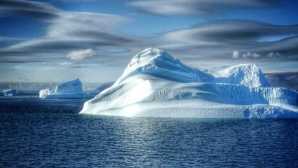 Eisberge...