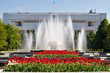 Fountain on Republic Square in Almaty, Kazakhstan - 72454477