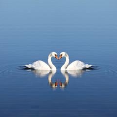 Romantisches Liebespaar