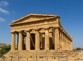 Tal der Tempel, Agrigent, Sizilien