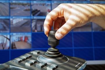 control camera