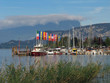 canvas print picture - Bardolino, Gardasee