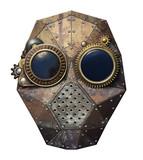 Fototapety Steampunk glasses