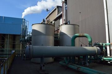 Impianto trattamento oleosi