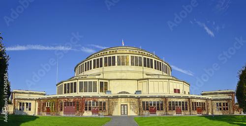Hala Stulecia (Centennial Hall) in Wroclaw, Poland, UNESCO WH - 72461436
