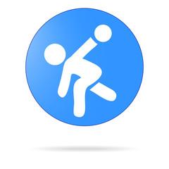 боулинг-значок (bowling icon)