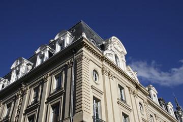 façade bourgeoise
