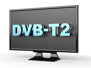 DVB - T2 (Digital Video Broadcasting – Terrestrial)