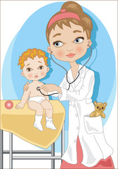 The Pediatrician-La Pediatra
