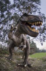 Tyrannosaurus rex completo