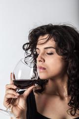 Aroma e profumo del vino rosso