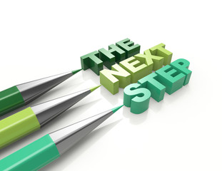 the nex step