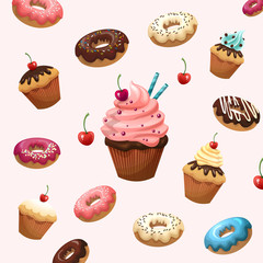 Cakes 3d pack