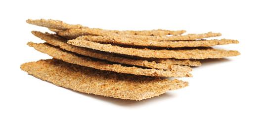 Vegetarian product flatbread grain cakes duoniukai