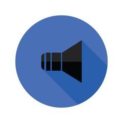 sound flat icon