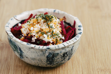 beetroot Vegetable Salad