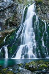 waterfall in Golling - Salzburg - Austria