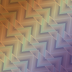 Abstract background. Colored triugolnye form
