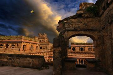 Garh Kundar Fort