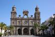 canvas print picture - Santa Ana, Las Palmas, Gran Canaria