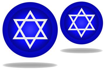 Etoile de David - Religion Juive