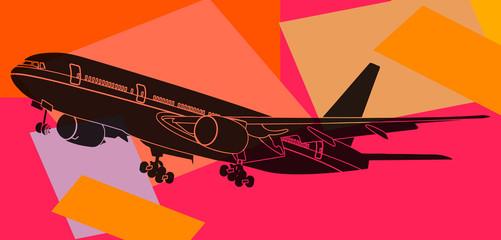 Avion pop