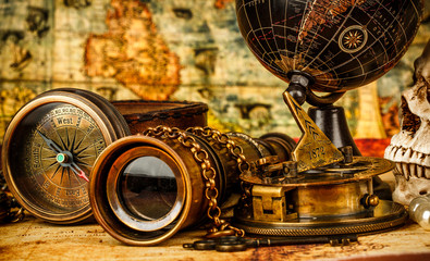 Vintage still life.