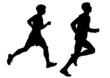 Two run men