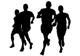 Run men