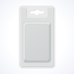 Plastic Transparent Blister With Hang Slot, Product Package