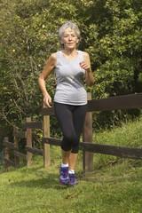 donna senior corsa jogging