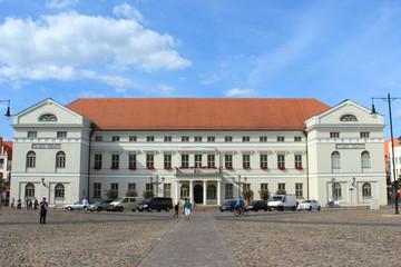 Rathaus der Hansestadt Wismar