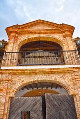 Plaza de Toros de Almadén, siglo XVIII, Ciudad Real