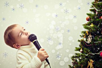 Песня для елочки. Новогодний караоке.