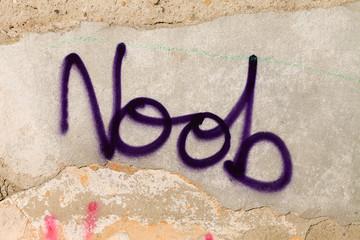 Noob Street Art