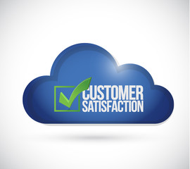 cloud computing customer support check mark