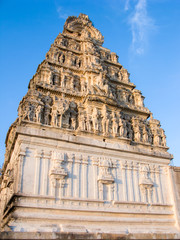 South Indian Hindu Temple