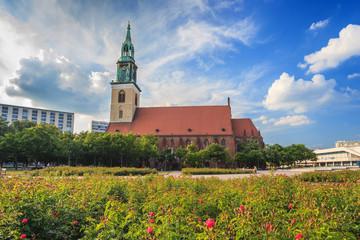 Saint Mary's Church, Berlin, Germany