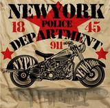 Motorcycle Man T shirt Graphic Design