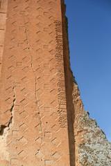 Midas Monument in Yazilikaya, Eskisehir, Turkey