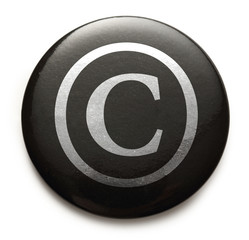 Copyright reserved sign
