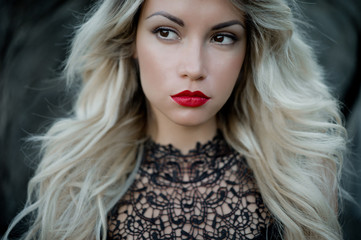 Beautiful blonde