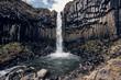 Svartifoss, Black Waterfall - 72504082