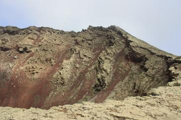 Volcano in Lanzarote