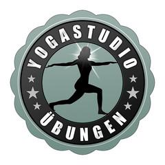 ysu2 YogaStudioUebungen - fnb - Yoga Übungen - türkis - g2405