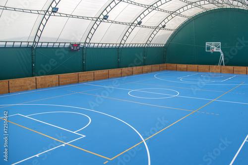 Tuinposter Stadion Playground playcourt