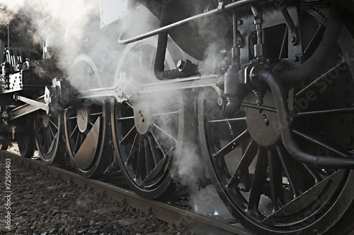 Steam Locomotive - 72505403