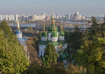 Киево- выдубицкий монастырь